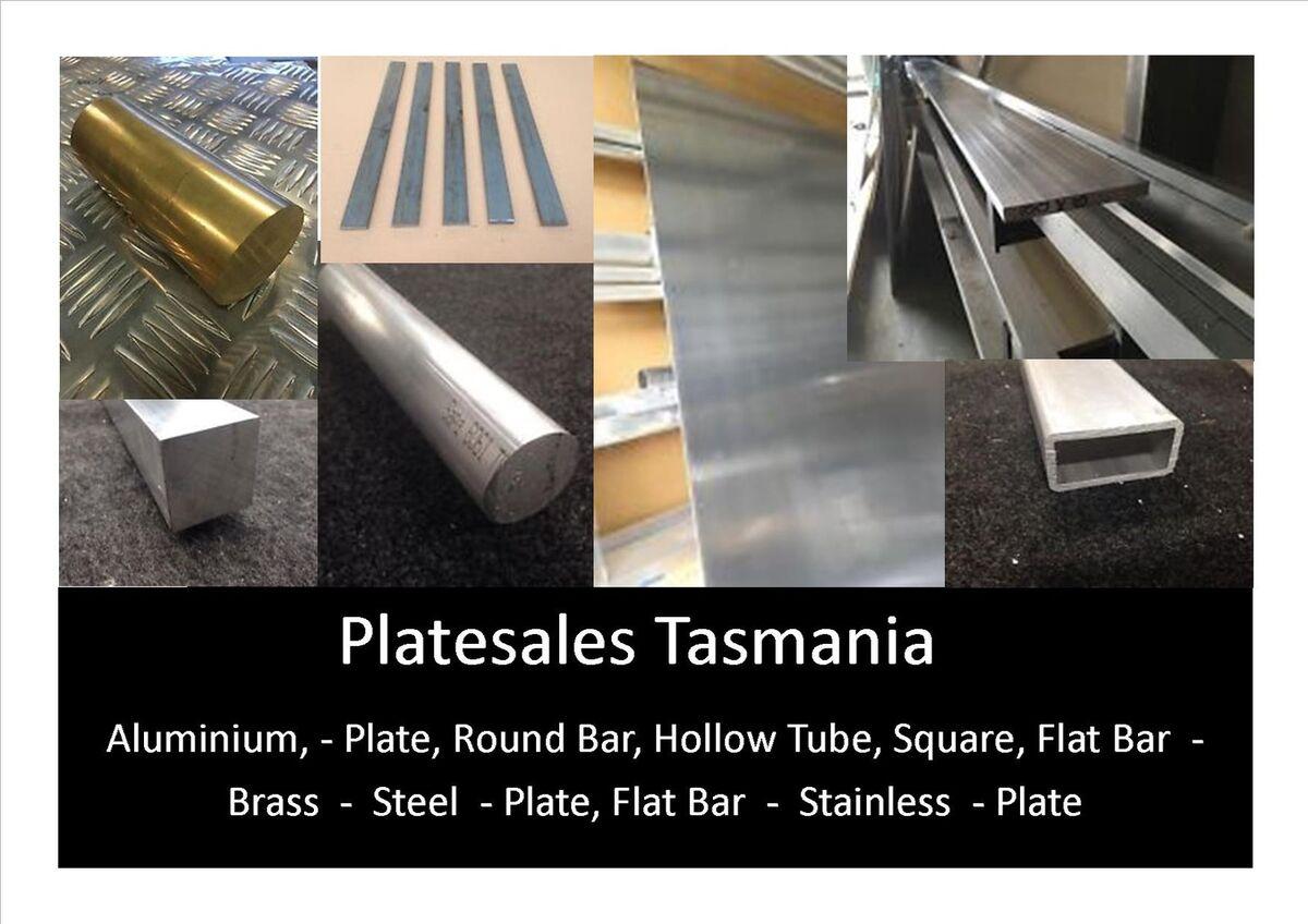 Platesales Tas (Aluminium & Brass)