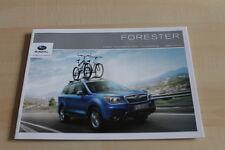 138818) Subaru Forester - Preise & tech. Daten & Ausstattungen - Prospekt 03/201