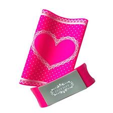 Anself 1 Set Silicone Hand Pillow & Table Mat Nail Art Cushion Arm Rest Holder
