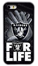 OAKLAND RAIDERS PHONE CASE COVER FOR IPHONE XS 11 PRO MAX XR 4S 5C 6S 7 8 PLUS