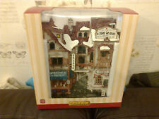 LEMAX A TASTE OF ITALY FACADE NEW BOXED HANGING WALL SETTING 2003 35855
