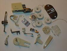 LOT pièces FOOT MACHINE à COUDRE SINGER TOUCH Nähmaschine SEWING máquina coser