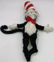 "Dr Seuss Cat In The Hat Official Movie Merchandise Plush Talking Stuffed  21"" C"
