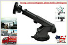 Magnetic Car Holder Windshield Dash Suction Cup Mount Stand Cell Phone GPS 360°