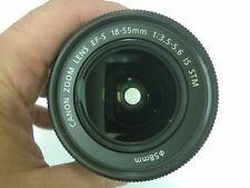 Canon EF-S 18-55mm IS STM f/3.5-5.6 Lens Macro 0.25m / 0.8 ft