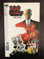 100 Bullets #1 First Printing 2000 DC Comic Book