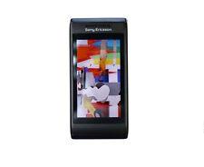 Sony Ericsson Aino U10I BLACK (Unlocked) Cellular Phone WIFI GPS