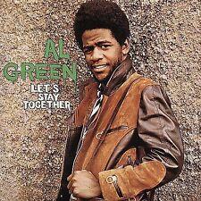 Let's Stay Together by Al Green (Vocals) (Vinyl, Aug-2004, Get Back Records)