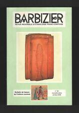 █ BARBIZIER Ethnologie Franc-Comtoise Folklore Comtois █