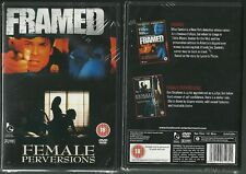 FRAMED SAM NEILL ROB LOWE + FEMALE PERVERSIONS TILDA SWINTON 2 MOVIES ON NEW DVD