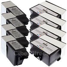 8 printer ink cartridges for the KODAK EASY SHARE 5100