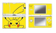 Pikachu 307 Vinyl Decal Skin Cover Sticker for Nintendo DS Lite DSL NDSL