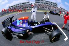 Roland Ratzenberger MTV Simtek 941 Pacific Grand Prix 1994 Photograph 1