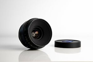 Zeiss 35mm T2.1 T/21 CP.3 Full-Frame Lens (EF-mount) in Excellent condition