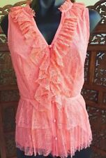 Cotton Blend Sleeveless Blouses for Women
