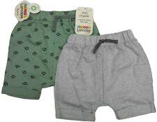 Lamaze Organic Set of Baby Shorts Size 12m
