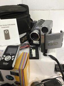 JVC & Vivitar Digital Camcorders