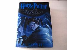 2003 Rowling Harry Potter and the Order of the Phoenix 1st American Edition HCDJ