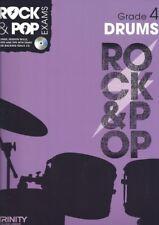 Trinity Rock & Pop Exams Drum Grade 4 & CD