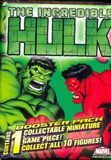 WIZKIDS HEROCLIX 1 BOOSTER PACK THE INCREDIBLE HULK