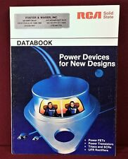 1984 Rca Power Devices for New Designs DataBook Ssd-225