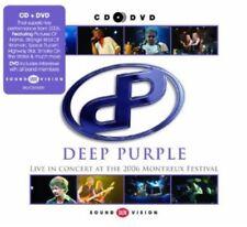 Deep Purple - Live at the Montreux Festival 2006 [New CD] Bonus DVD, PAL Region