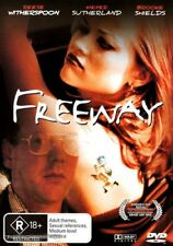 FREEWAY – DVD, REESE WITHERSPOON, KIEFER SUTHERLAND, BROOKE SHIELDS
