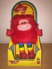 "Mattel Rainbow Brite ROMEO SPRITE 10"" Doll MIB, 1983 Vintage"