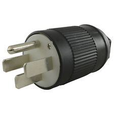 15a 125v industrial electrical with 1 gangs plugs ebay conntek 60837 00 14 50p 50 amp 125250v generator rv inline greentooth Image collections