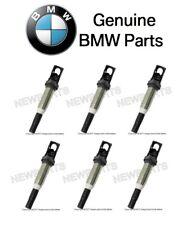 For BMW E82 E88 E46 E92 6 x Direct Ignition Coils w/ Delphi Version Coil Genuine