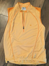 Women's Pearl Izumi Cycling Top..sz. Medium .. Golden Yellow