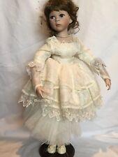 "Kingstate 22"" Porcelain Doll #33/3500"