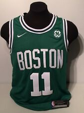 #11 Kyrie Irving Boston Celtics New w Tags Nike NBA Basketball Jersey Size 44 GE