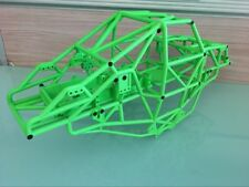 Axial SMT10 Grave Digger green MAIN FRAME & Cage Chassis tubes rollcage AX90055