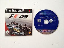 dvd Demo Formula One 2005 F1 SONY Playstation 2 PS2 PAL FR