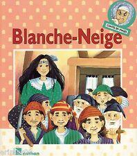 BLANCHE NEIGE et les sept nains / Hélène MANIERKA // Contes en images