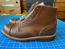 Thorogood Boot Co 1892 Dodgeville in Brown CXL Size 8US Horween Chromexcel
