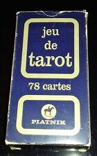Vintage Jeu De Tarot Deck Tarot Set of Cards Piatnik Austria