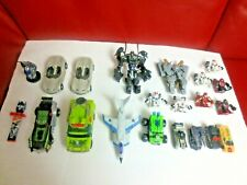 Hasbro Transformers Lot of 19 Action Figures Good condition used