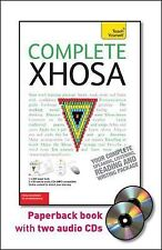 Complete Xhosa with Two Audio CDs: A Teach Yourself Guide (TY: Language Guides),