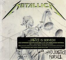 Metallica / ...And Justice For All (Remastered) - 3CD Expanded Edition (OVP, NEW