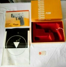 Vintage Box & Manual - Sig Sauer P226 - 9mm Handgun Pistol Box Only