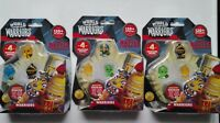 World of Warriors collectible figures 4 pack ~ CHOOSE YOUR OWN PACK