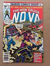 Nova Vol. 1 #10 *The Condor, Powerhouse, Sphinx and Diamondhead Appearance*