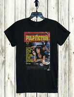 PULP FICTION MOVIE T-SHIRT XS-5XL UNISEX FREE SHIPPING RETRO CULT TARANTINO