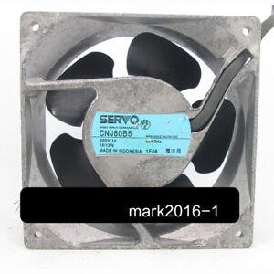Original  CNJ60B5 12cm12038 120*120*38MM 200V aluminum frame AC cooling fan