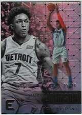 2017-18 Panini Essentials Plata Paralelo / 99 #30 Stanley Johnson Pistons