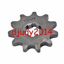 420 -17MM-11T Tooth Mini Motor Quad Pocket Bike Front Sprocket  50 70 90 110CC