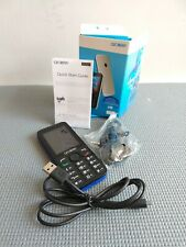 Alcatel One Touch 2038x - Blue Black (Locked) Mobile Phone Boxed + Extras