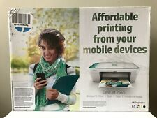 New HP Deskjet 2655 Wireless All-in-One Printer,Built-in WiFi, Airprint